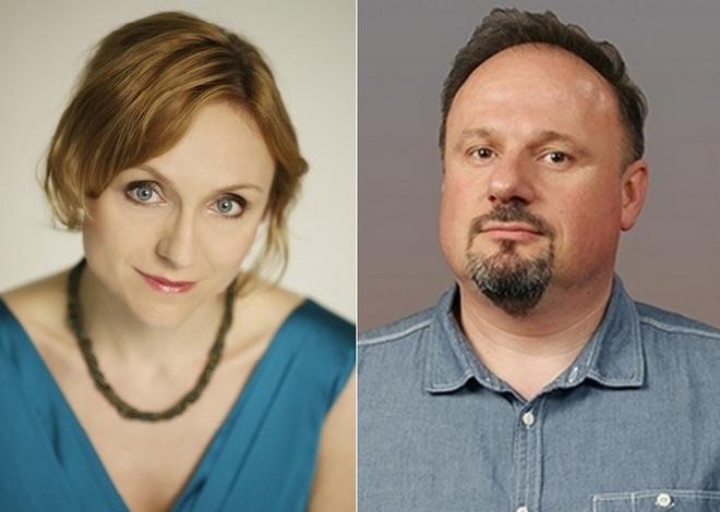 Olga Jelínková a Jaroslav Březina (foto Martin Kovář / zdroj ceny-thalie.cz)