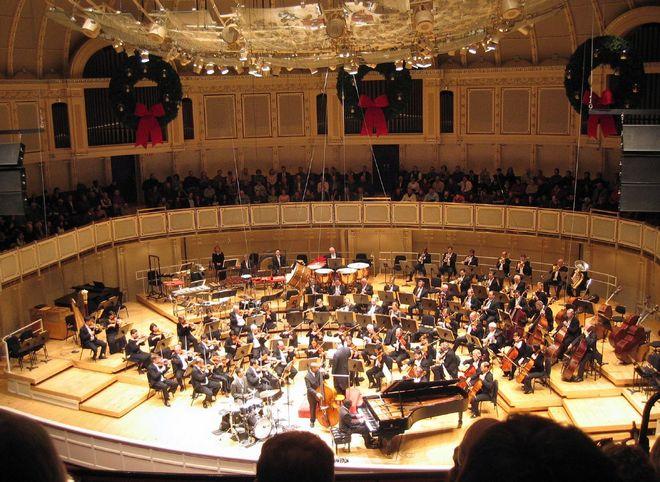 Chicago Symphony Orchestra (zdroj en.wikipedia.org/cso.org)