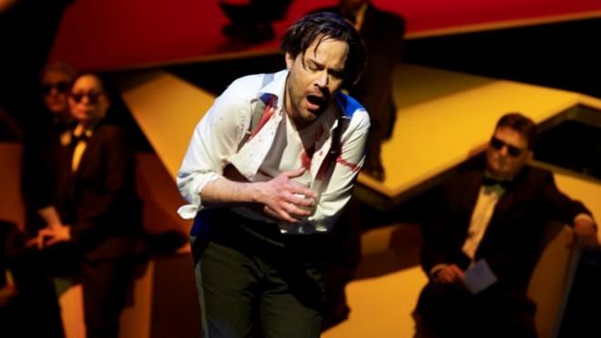 Christoph Willibald Gluck: Orfeo ed Euridice - Staatsoper im Schiller Theater 2016 (foto Staatsoper im Schiller Theater)