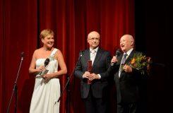 Výroční ceny Opery Plus pro Olgu Jelínkovou, Jaroslava Březinu a Aloise Ježka