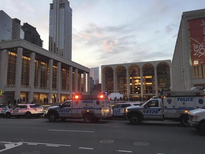 Metropolitní opera New York, 29. října 2016 (foto Dylan Hayden/AP)