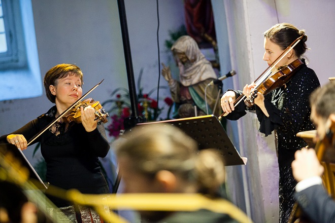 Adam Michna z Otradovic: Loutna česká - Ensemble Inégal - Lípa Musica 2016 (foto Lukáš Pelech Atelier)