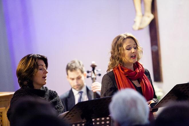 Adam Michna z Otradovic: Loutna česká - Gabriela Eibenová, Daniela Čermáková - Lípa Musica 2016 (foto Lukáš Pelech Atelier)