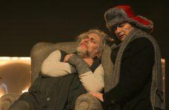 Ján Cikker: Mister Scrooge - Peter Mikuláš (David Scrooge), Jozef Kundlák (Bob) - SND Bratislava (zdroj SND)