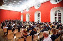 Umění vyprávět. Výtečný Arnold Schoenberg Chor na festivalu Janáček Brno