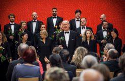 Janáček Brno 2016 - Arnold Schoenberg Chor, sbormistr Erwin Ortner - divadlo Reduta Brno (foto © festival Janáček Brno / Jakub Jíra)