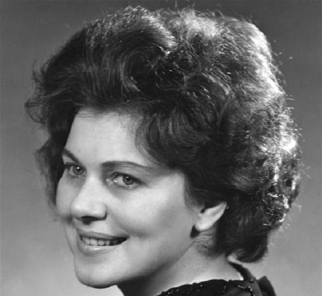 Marcela Machotková (foto archiv ND Praha)