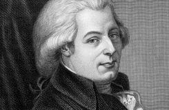 Hluboce radostná hudba v Mozartově tragickém životě