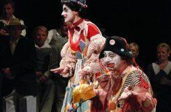 Ruggero Leoncavallo: Komedianti - Helena Becse Szaboó (Nedda), Jozef Kundlák (Peppe) - SND Bratislava (zdroj SND)