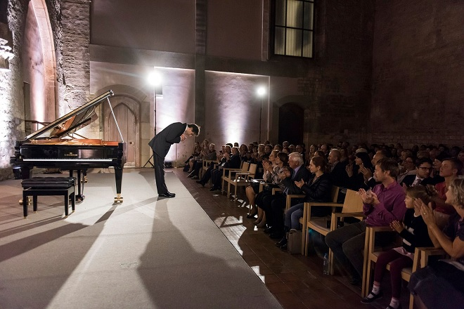 Saleem Ashkar Beethoven Residency - Saleem Abboud Ashkar - Praha 3.10.2016 (foto Petra Hajská)