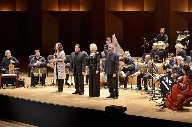 Les Voyages d'Ibn Battûta - Festival de musique Baroque d'Ambronay 2016 (foto © copyright Bertrand Pichène)