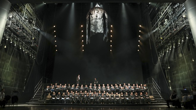 Hector Berlioz: Faustovo prekliatie - SND Bratislava 2016 (foto Ctibor Bachratý/SND Bratislava)