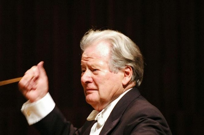 Sir Neville Marriner (foto archiv)