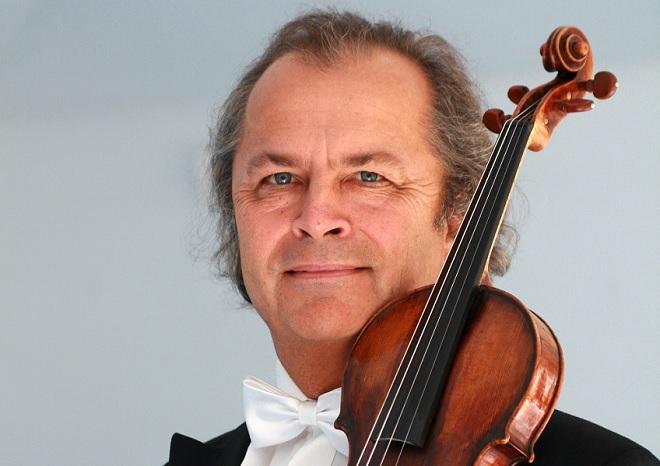 Václav Hudeček (foto archiv Václava Hudečka)