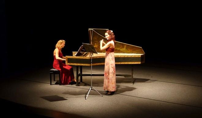 Zapomenuté perly Čech a Moravy - Petra Žďárská, Michaela Ambrosi (foto archiv MHF Lípa Musica)