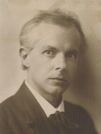 Béla Bartók (foto archiv)