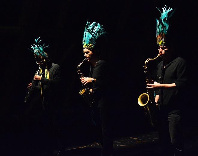 Dunami Ensemble - MusicOlomouc 2016 (foto MusicOlomouc / Petra Kožušníková - Marek Otava)