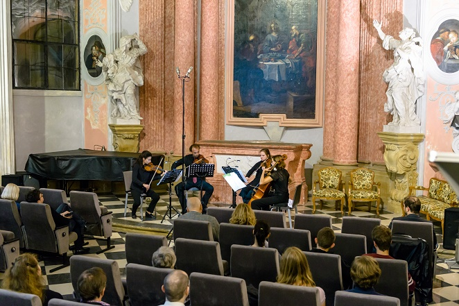 Ensemble Lux - MusicOlomouc 2016 (foto MusicOlomouc / Petra Kožušníková - Marek Otava)