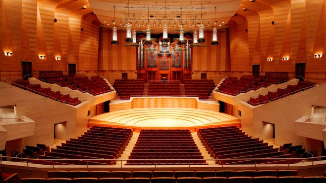 Santory Hall Tokio (foto archiv)