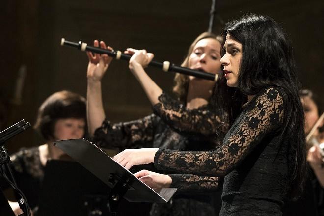 Collegium Marianum - vánoční koncert v kostele sv. Šimona a Judy 2015 (foto © Petra Hajská)