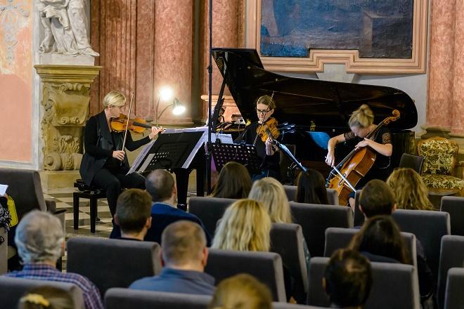 Mondrian Ensemble - MusicOlomouc 2016 (foto MusicOlomouc / Petra Kožušníková - Marek Otava)