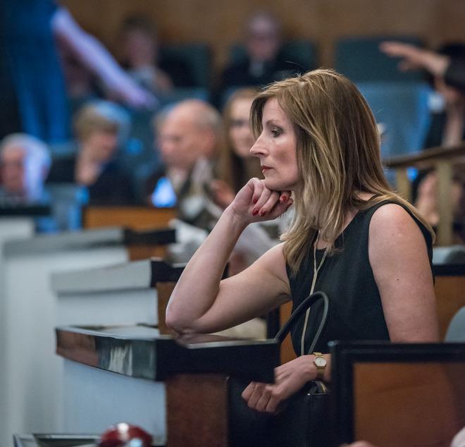 Marie Kučerová (foto Filharmonie Brno)