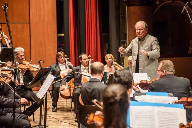 Neville Marriner - poslední koncert (zdroj slippedisc.com)