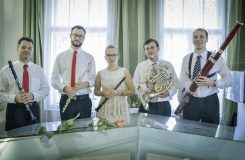 Parnas Quintet na návštěvě u Janáčků