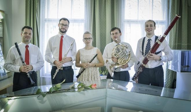 Parnas Quintet - Památník Leoše Janáčka 15. 10. 2016 (foto Janáček Brno 2016)