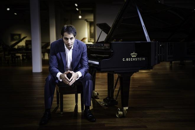 Saleem Ashkar (zdroj Saleem Ashkar Beethoven Residency)
