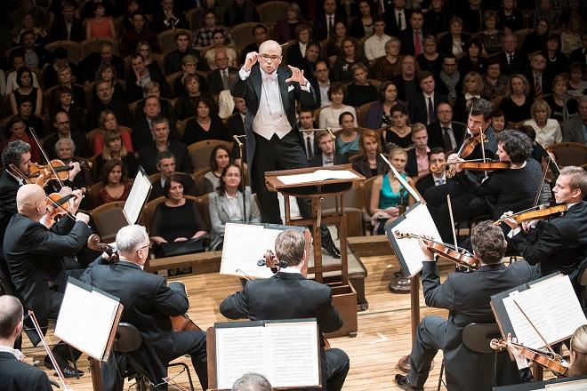 Česká filharmonie - Ondřej Vrabec - Praha 16.11.2016 (foto © Petra Hajská)