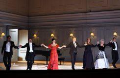 Štefan Margita oslavil v Národním divadle své šedesátiny