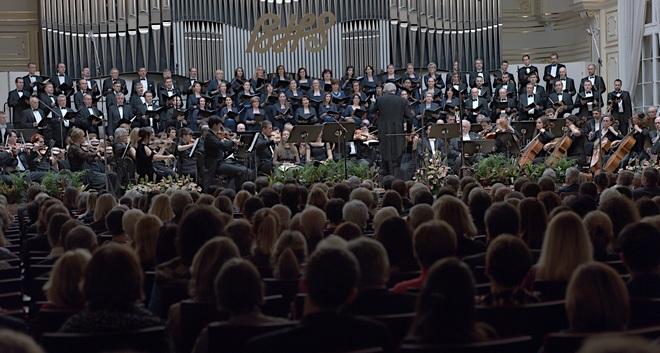 Štátna filharmónia Košice - dirigent Petr Altrichter - BHS 24. 11. 2016 (foto Ján Lukáš)