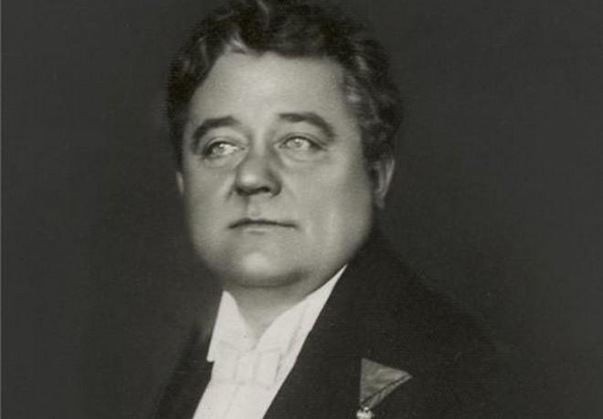 Karel Burian (foto archiv ND Praha)