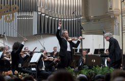 Vadim Repin a Slovenská filharmonie s novým šéfdirigentem zahájili Bratislavské hudební slavnosti