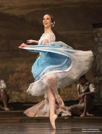 Adolphe Charles Adam: Giselle - Luana Brunetti (Giselle) – SND 2016 (foto Peter Brenkus)
