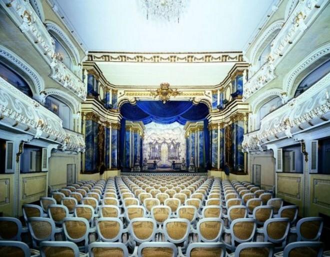 Rokokotheater Schwetzingen (zdroj schwetzingen.de)
