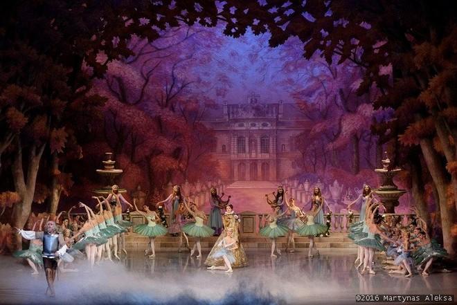 Ludwig Minkus: Don Quijote - choreografia Vasily Medvedev - Lietuvos nacionalinis operos ir baleto teatras Vilnius 2016 (foto Martynas Aleksa)