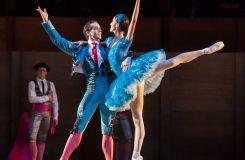 Drážďanský Don Quijote v Baletním panoramatu
