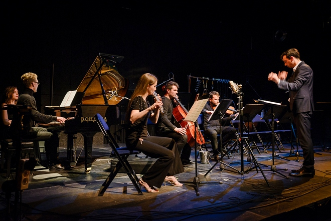 Ensemble Terrible - La Fabrika 21.11.2016 (foto © Karel Šuster)