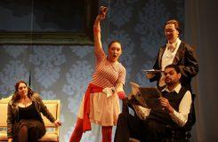 Zvídavé ženy namíchaly v Ostravě kvalitní operní koktejl