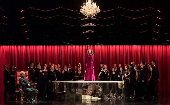Giuseppe Verdi: Macbeth - Theater an der Wien 2016 (foto © Herwig Prammer)