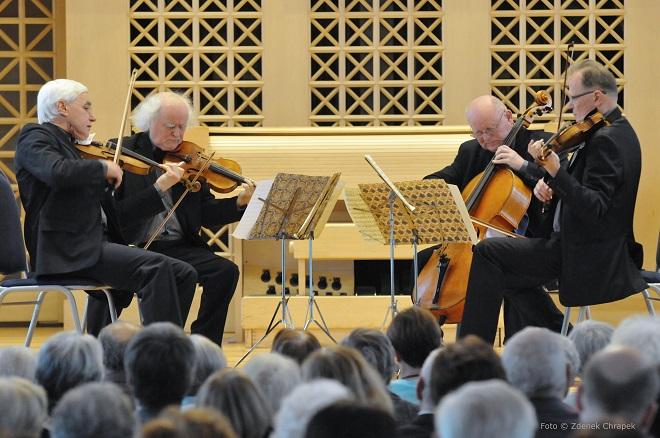 ČSKH - Panochovo kvarteto - Praha 12.11.2016 (foto © Zdeněk Chrapek)