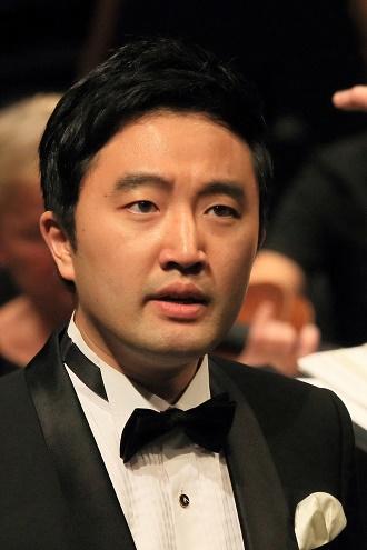 Seongsoo Ryu (foto Mezinárodní pěvecká soutěž Antonína Dvořáka)