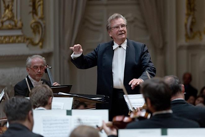Slovenská filharmónia, dirigent Vladimir Fedosejev - Bratislava 5. 11. 2016 (foto © Ján Lukáš)