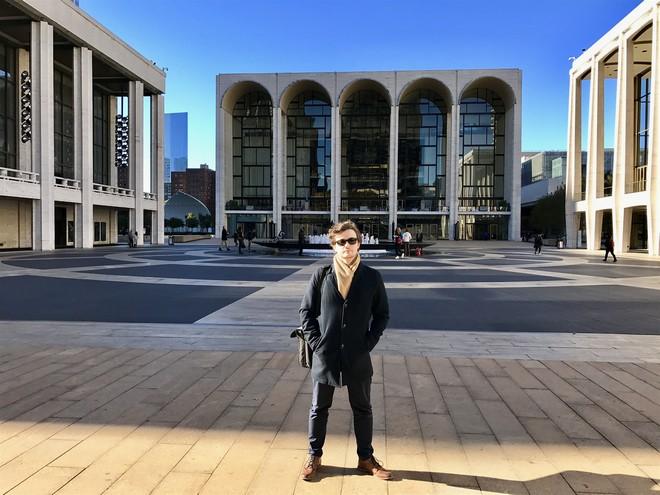 Metropolitan opera New York (foto archiv autora)