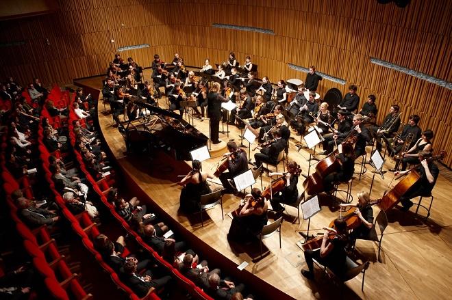 Výroční koncert JZHC (zdroj jzhc.cz)