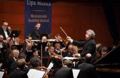 Česká filharmonie s Byčkovem a Gersteinem uzavřela Lípu Musicu