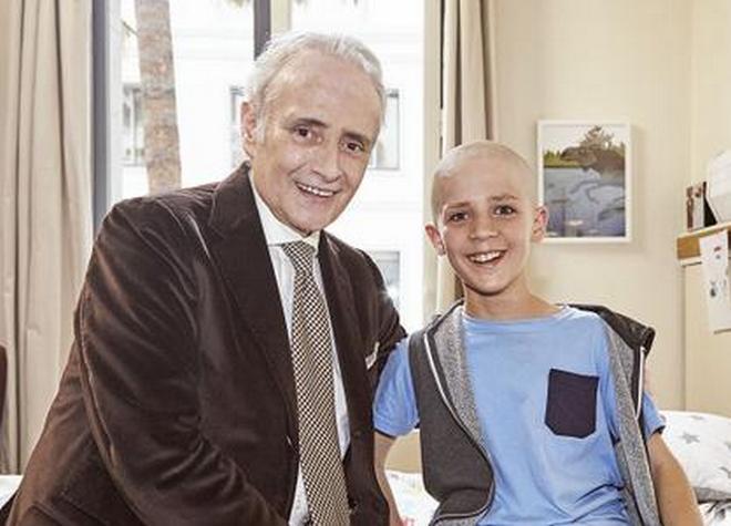 José Carreras (zdroj Fundación Josep Carreras/fcarreras.org)