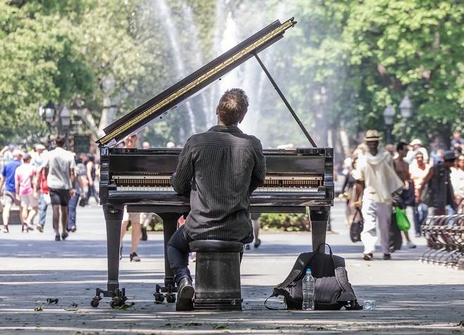 Hudba - ilustrační foto (zdroj pixabay.com)